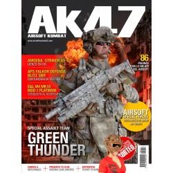 REVISTA AK 47 Nº 42 GREEN THUNDER