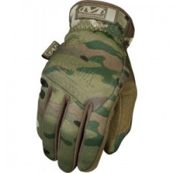 GUANTES MECHANIX MULTICAM FAST FIT T/L
