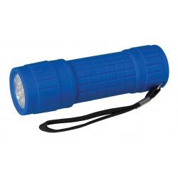 LINTERNA PLASTICO 9 LEDS PILAS INCLUIDAS