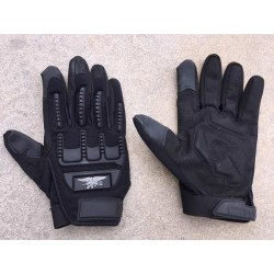 GUANTES TACTICOS NEGROS NAVY SEAL XL