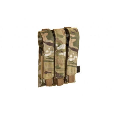 POUCH TRIPLE MP5 MULTICAM INVADER GEAR