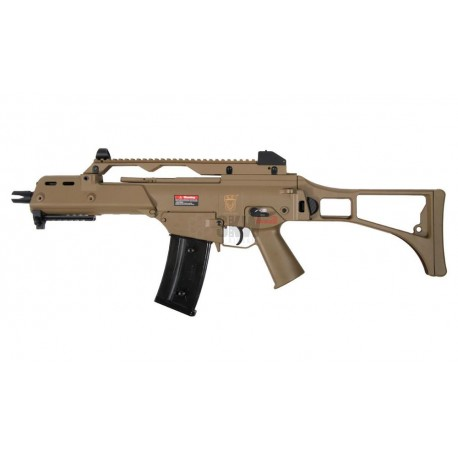 FUSIL G36C GOLDEN EAGLE TAN