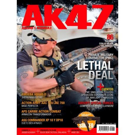 REVISTA AK 47 Nº43 LETHAL DEAL