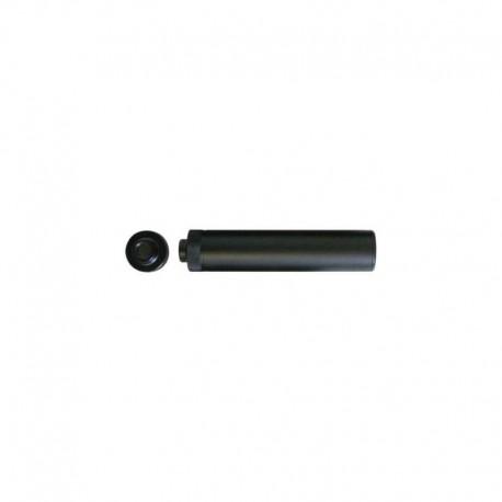 SILENCIADOR 147X32mm SWISS ARMS NEGRO