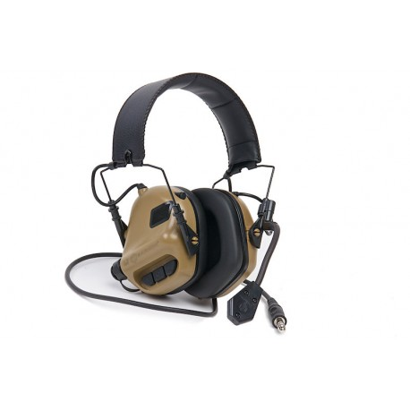 EARMOR TACTICAL HEARING PROTECTION M32 COYOTE