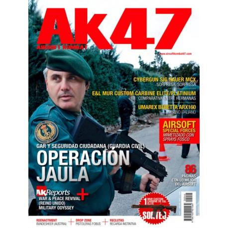 REVISTA AK 47 Nº44 OPERACION JAULA