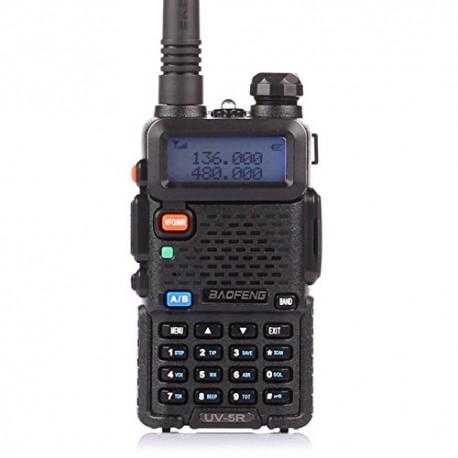 WALKIE TALKIE BAOFENG UV-5R VHF/UHF