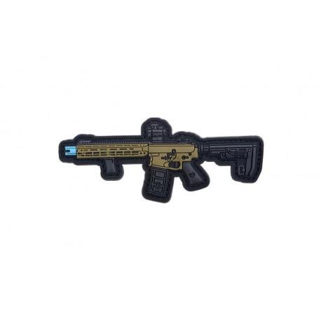 PARCHE PVC SBR AR15
