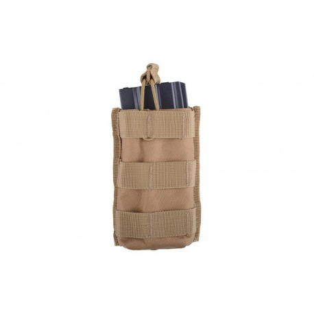 POUCH SIMPLE M4 TAN