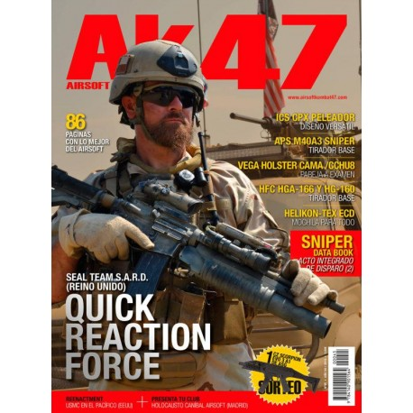 REVISTA AK 47 Nº45 SEAL TEAM S.A.R.D.