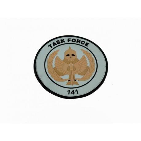PARCHE PVC TASK FORCE