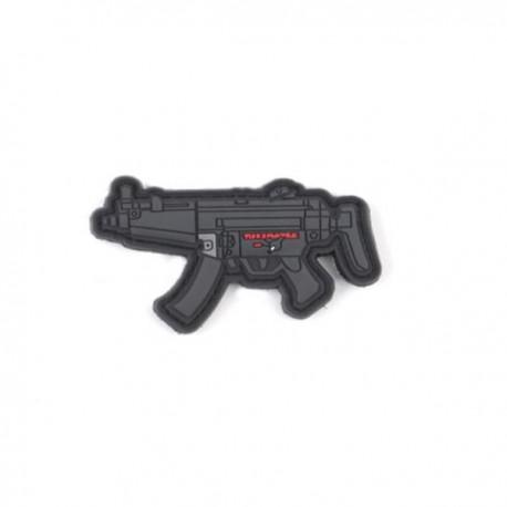 PARCHE PVC MP5