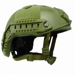 CASCO FAST EMERSON PJ COLOR VERDE OD