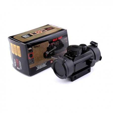 VISOR RED DOT 1X30MM RAIL 11/21 mm