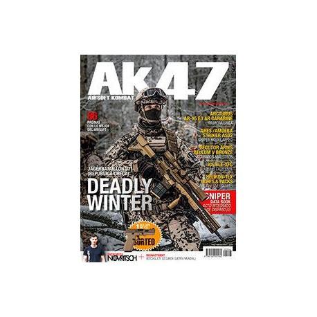 REVISTA AK 47 Nº46 DEADLY WINTER