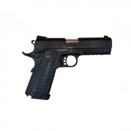 PISTOLA 1911 NIGHT WARRIOR 4.3 GOLDEN EAGLE NEGRA