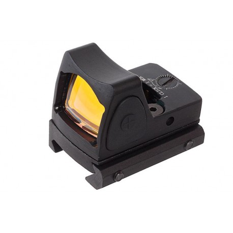 RED DOT RMR LED AJUSTABLE AIM NEGRO
