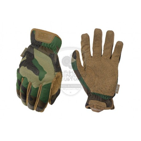 GUANTES MECHANIX WOODLAND FAST FIT GEN 2 T/XL