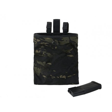 BOLSA DE DESCARGA MULTICAM BLACK