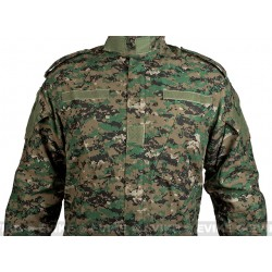 UNIFORME BDU WOODLAND DIGITAL