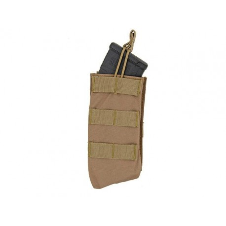 POUCH SIMPLE 7.62X39 AK TAN