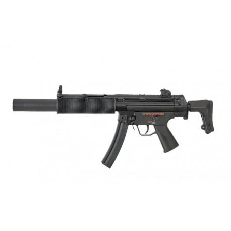 FUSIL MP5 SD6 JG067 J.G. WORKS NEGRO