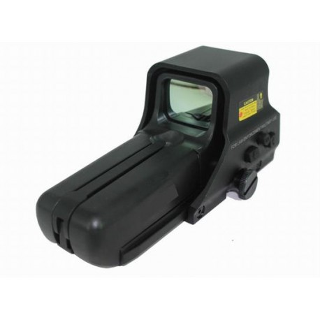 RED DOT TIPO 557 NEGRO