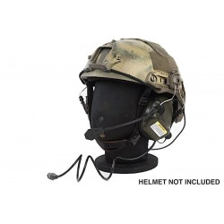 EARMOR TACTICAL HEARING PROTECTION M32 CASCO VERDE