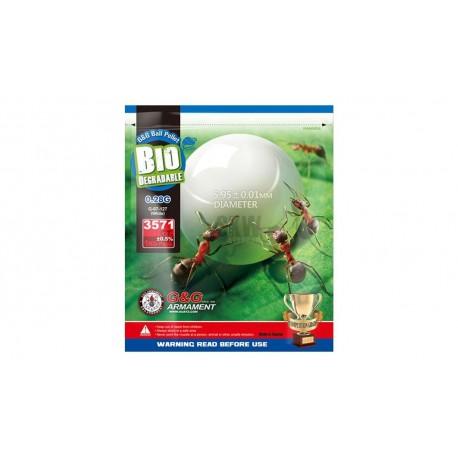 G&G BIO PERFECT BB 0.28G / 1KG BLANCAS