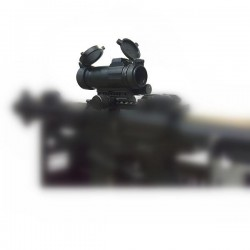 VISOR PUNTO ROJO M4S-RCON KILLFLASH BK