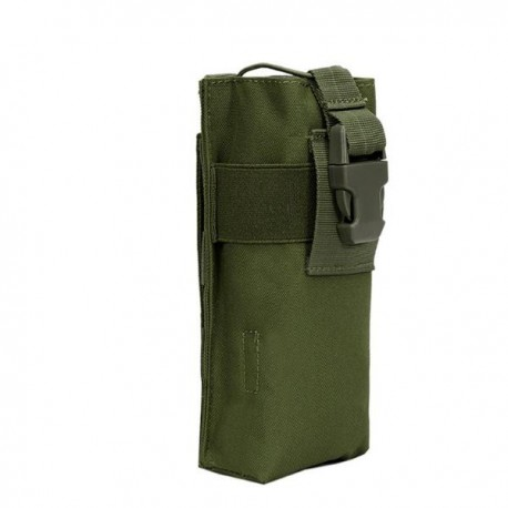 POUCH RADIO MOLLE VERDE OD