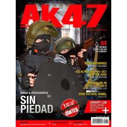 REVISTA AK47 Nº50 OMOH & ROSGVARDIA SIN PIEDAD
