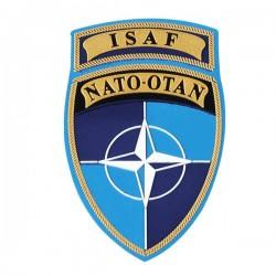 PARCHE PVC OTAN/NATO AZUL