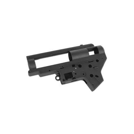 CARCASA DE GEARBOX M4-M16 VER.2 G. EAGLE ROD. 6mm