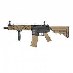 FUSIL M4 SPECNA ARMS MK 18 SA-C19 CORE TAN GATE