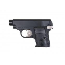 PISTOLA SRGG NEGRA 0.25GAS GNB - 6 mm