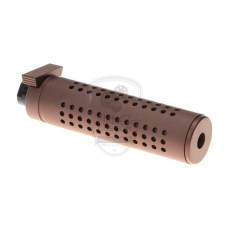 SILENCIADOR QD 145 mm TAN PIRATE ARMS