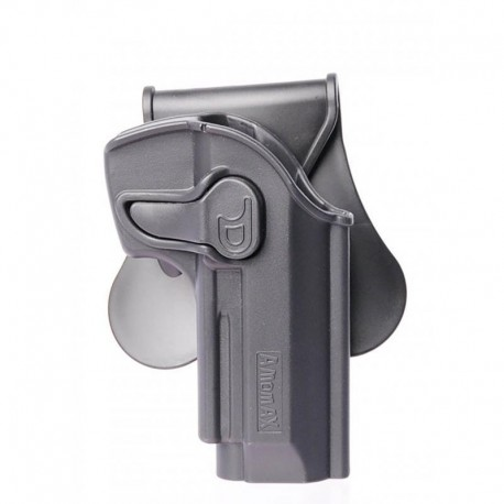 HOLSTER AMOMAX BERETTA M9/92S/92FS GEN2 NEGRO