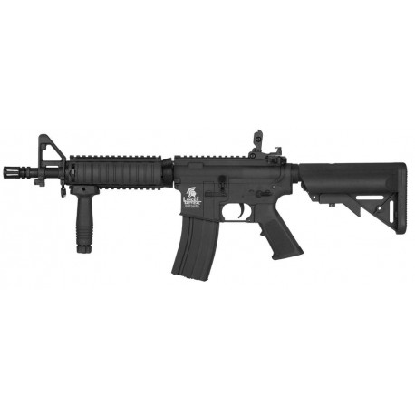 FUSIL M4 LT-02 G2 CQBR combo NEGRO LANCER TACTICAL