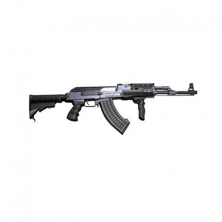 FUSIL AK47 TACTICA CON GRIP NEGRO GOLDEN EAGLE