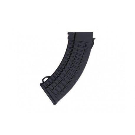 CARGADOR AK47 TIPO WAFFLE 150 bbs CYMA NEGRO