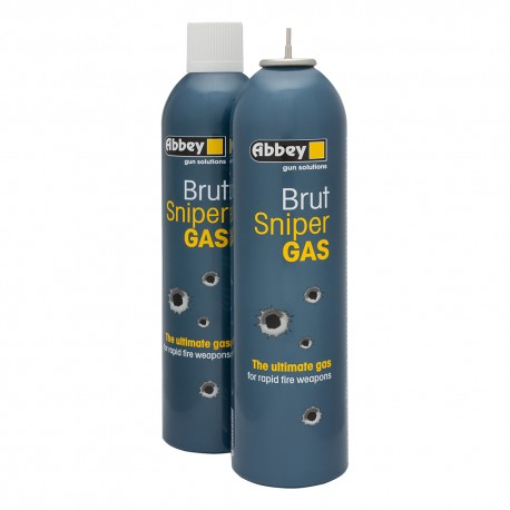 ABBEY NUEVO Brut Sniper Gas 300 gr.