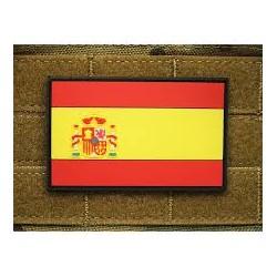 PARCHE PVC BANDERA DE ESPAÑA