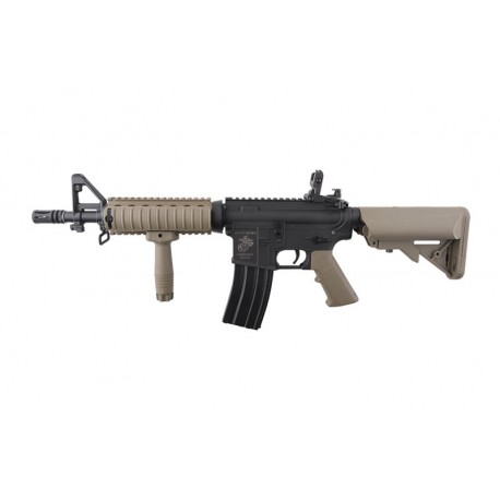 FUSIL M4 SPECNA ARMS SA-C04 CORE NEGRO/TAN