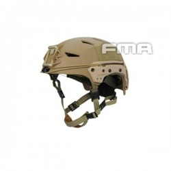 CASCO FMA MIC FPT BUMP CON RULETA TAN