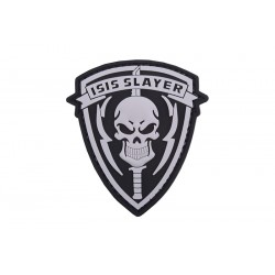 PARCHE 3D ISIS SLAYER SKULL