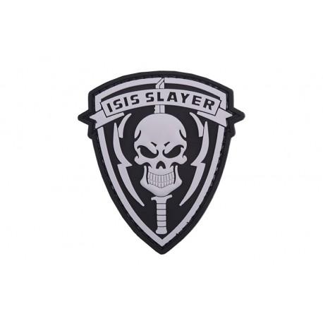 PARCHE 3D ISIS SLAYER SKULL