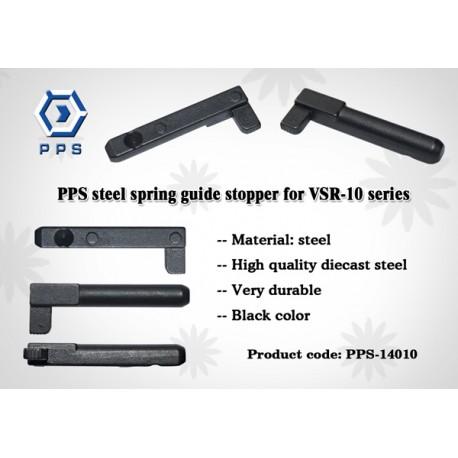 PPS STEEL SPRING GUIDE STOPPER FOR VSR-10