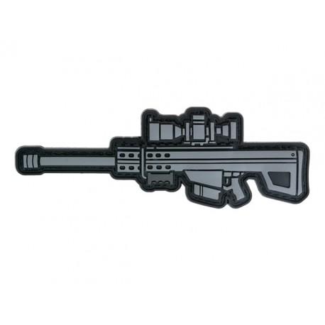 PARCHE BARRETT M82 PVC